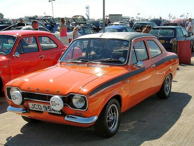 Autopride Classic Car Recommissioning Guildford Surrey